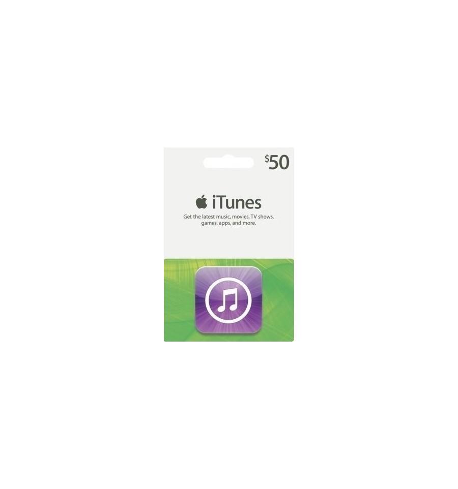 iTunes Gift Card $25 - USA - JCGAMEZ.COM