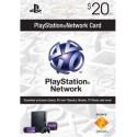 PSN $20 - Playstation Network EUA