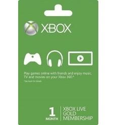 Xbox Live Gold - Assinatura 12 Meses