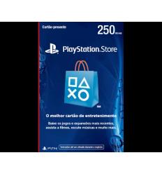 PSN R$250 - Playstation Network Brasil