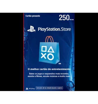 PSN R$100 - Playstation Network Brasil