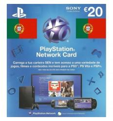 PSN $20 - Playstation Network PORTUGAL
