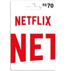 Netflix R$ 30